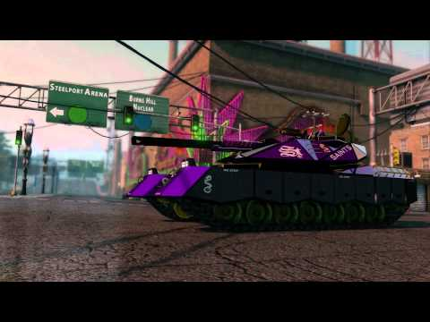 Saints Row: The Third - Special Operations DLC Pack (OFFICIAL)