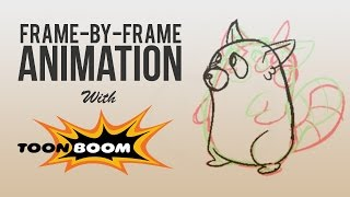 getlinkyoutube.com-Frame-By-Frame Animation with Toon Boom