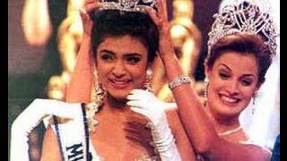 getlinkyoutube.com-Sushmita Sen  - Miss Universe 1994