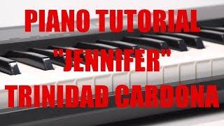 Piano Cover For Trinidad Cardona