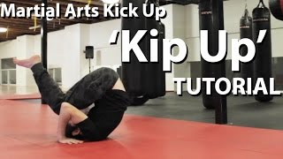 getlinkyoutube.com-Best Kip Up Tutorial: Tricking, Breakdancing, Martial Arts - Rustic B