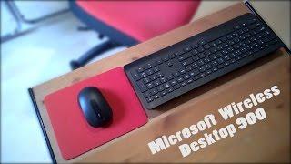 getlinkyoutube.com-Microsoft Wireless Desktop 900  Unboxing & Review!