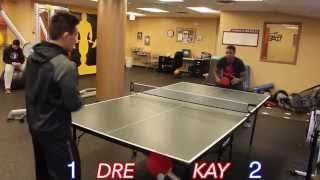 getlinkyoutube.com-Straight Flexin' Ping Pong Edition