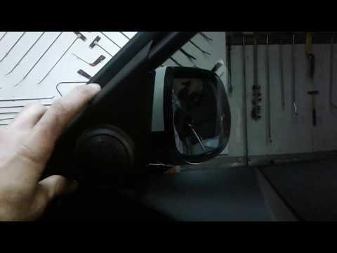 Разборка обшивки передней двери на Honda Accord Тype S  своими руками