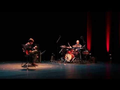 Stéphane Galland & Nelson Veras : High tuned drumkit 1080px