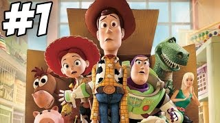 getlinkyoutube.com-Toy Story 3: The Video Game Walkthrough | Part 1 (Xbox360/PS3/PC/Wii)
