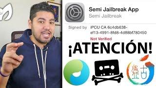 getlinkyoutube.com-Semi Jailbreak iOS 9.2.1 Explicado