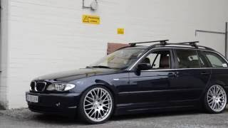 BMW E46 Touring Edit - NORWAY - STANCE