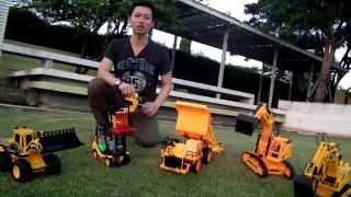 getlinkyoutube.com-รีวิว กองทัพ รถบังคับก่อสร้าง ไซส์ยักษ์! By ตุ้ย แมดทอย