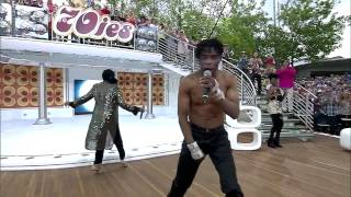 getlinkyoutube.com-Boney M  feat  Liz Mitchell   Hit Medley ZDF Fernsehgarten   18 MAY 2014