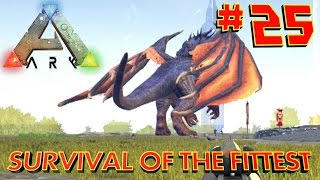 getlinkyoutube.com-[25] MOST ACTION-PACKED ROUND EVER!!! (ARK SOTF Survival Of The Fittest)