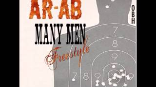 getlinkyoutube.com-AR-AB - MANY MEN FREESTYLE (50 CENT REMIX)