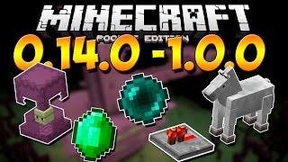 getlinkyoutube.com-Minecraft PE 0.15.0 GamePlay / 1.0.0 GamePlay - Video Concepto (CONCEPT)