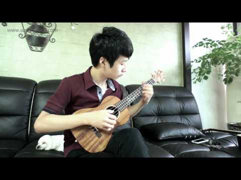 (Bruno Mars) Just The Way You Are  - Sungha Jung (Ukulele)