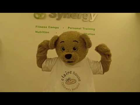 Claire Bear Kids Fitness Camps