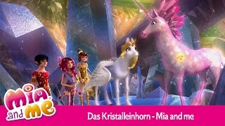 getlinkyoutube.com-Das Kristalleinhorn - Mia and me