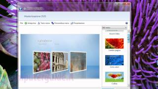 getlinkyoutube.com-Windows 7 DVD Maker creare un DVD Video Tutorial italiano come masterizzare video e foto
