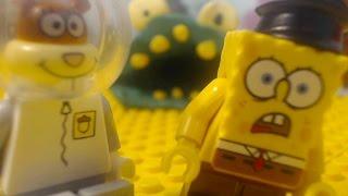 getlinkyoutube.com-lego spongebob sandy spongebob and the worm