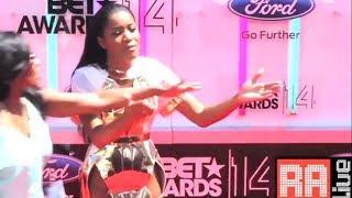 getlinkyoutube.com-Keke Palmer Red Carpet Fight BET Awards