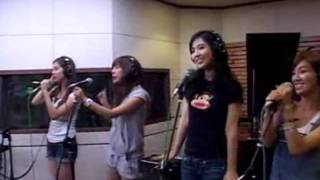 getlinkyoutube.com-SNSD - Etude [full] @ Chinchin Jul01.2009 GIRLS' GENERATION Live