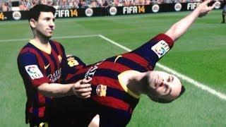 getlinkyoutube.com-FIFA 14 - Funny FAILS, Bugs & GLITCHES! - (Funny FIFA 14 Fail Compilation)