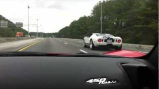 getlinkyoutube.com-MOB INC: Ferrari 458 Vs Ford GT