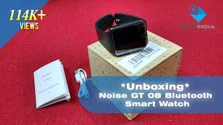 getlinkyoutube.com-Noise GT 08 Bluetooth Smart Watch with Sim Card Slot and Camera