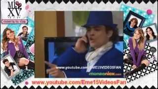 getlinkyoutube.com-MissXV - Serenata de Niko a Valentina canta El Mapa De Mi Interior [Capitulo 95]