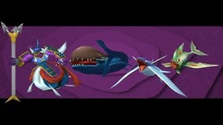 getlinkyoutube.com-Hatching screens for 67 Digimons - Digimon Masters Online