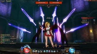 getlinkyoutube.com-Kritika Online Eclair Gameplay Underground Sewers and Cultist Dungeon