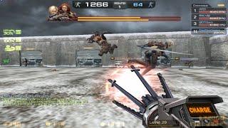 getlinkyoutube.com-[CSO] New Weapon: Laser Minigun (Gameplay)