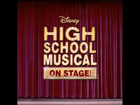 Start Of Something New (Reprise) INSTRUMENTAL - Stage Song (High School Musical)