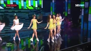 getlinkyoutube.com-K POP Girl's Day   Something + Darling + Female President Special LIVE 20140722 4