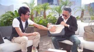 getlinkyoutube.com-干場義雅×岸田一郎 PELLE MORBIDA(ペッレ モルビダ) <Goship!WORLD Style>