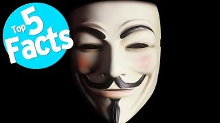 getlinkyoutube.com-Top 5 Facts about Anonymous