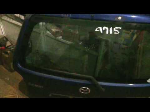 Дверь задняя для Mazda Demio DW3W - Альянс-разборов.рф