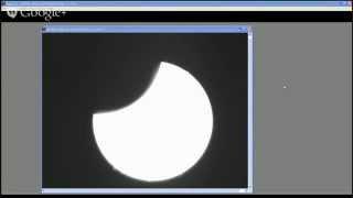 Eclissi di Sole, diretta web
