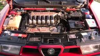 getlinkyoutube.com-アルファロメオ155 V6 エンジン音( HD 1080p )