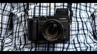 getlinkyoutube.com-Panasonic Lumix DMC-GX8 Digital Camera