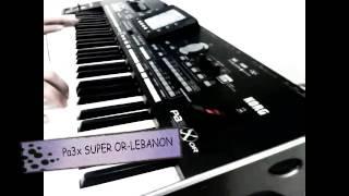 getlinkyoutube.com-KORG PA3X SUPER OR [ Live Oriental Styles Demo ]