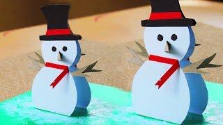 getlinkyoutube.com-Como hacer Cartita navideña Pop Up #MiniTips