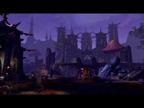 An Introduction to The Elder Scrolls Online