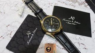 getlinkyoutube.com-Unboxing Relógio KS095 Automático - Aliexpress