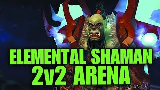 "getlinkyoutube.com-Bajheera - ""GIMME THEM PROCS!!"" - WoW 5.4.8 Elemental Shaman 2v2 Arena"