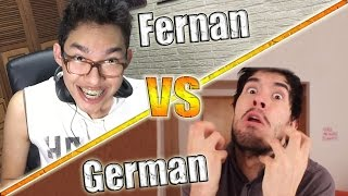getlinkyoutube.com-Fernanfloo vs JuegaGerman