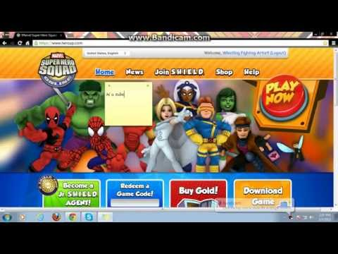 Super hero squad free membership 100% work, amazing