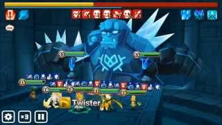 getlinkyoutube.com-Summoners War - Auto Giant B10 With Orochi and Friends ( Very Easy )