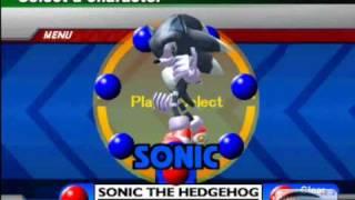 getlinkyoutube.com-SADX Sonic the Werehog