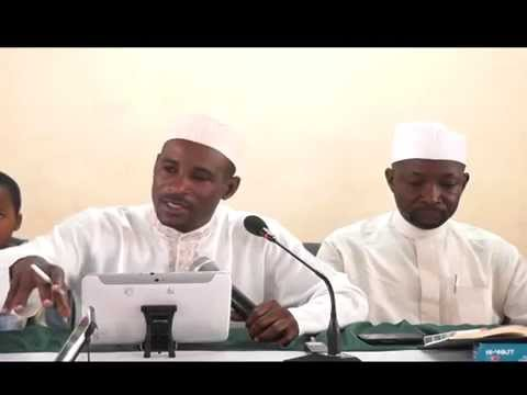 2014 DA'AWAH TAFSIR DAY.2 (Courtesy of Haj. Atika Dewu).