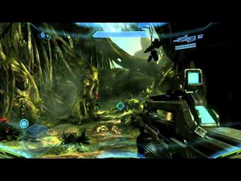 E3 2012 Trailers - Halo 4 Gameplay Demo Walkthrough E3 2012 HD